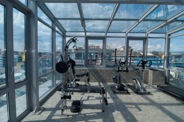 Фитнес зала Hotel Regatta Palace