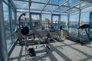 Fitness Hotel Regatta Palace