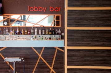 Lobby bar Hotel Regatta Palace