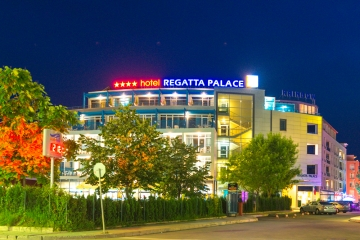 The Hotel Hotel Regatta Palace